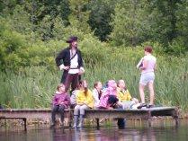 Jack Sparrow nous a rendu visite!